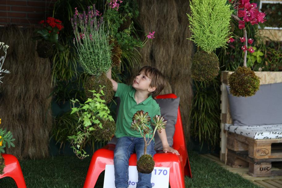 Allestimento giardino abito verde for Allestimento giardino