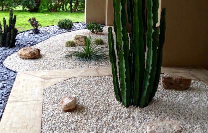Creazione Giardino Condominio