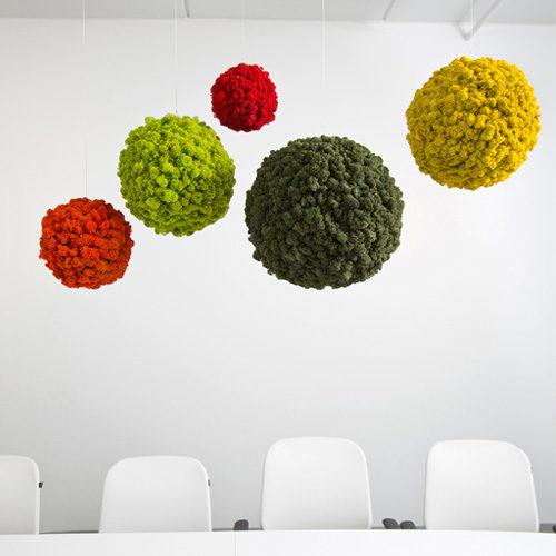 Shop Sphere soffitto
