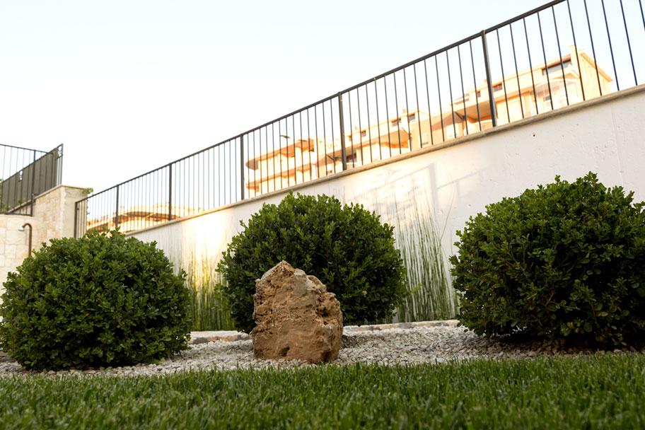 Giardino privato cespugli abito verde for Cespugli giardino