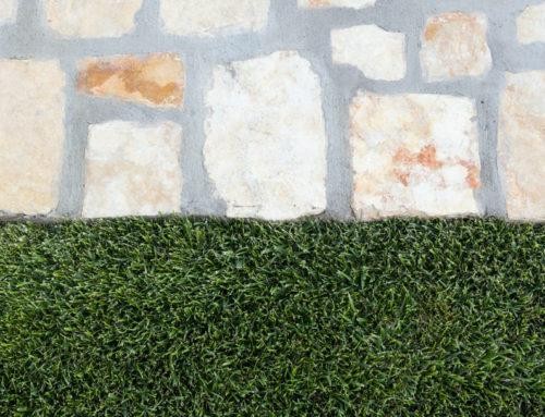 Giardino Privato Prato Pavimento