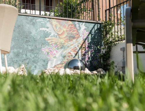 Il giardino della carpa